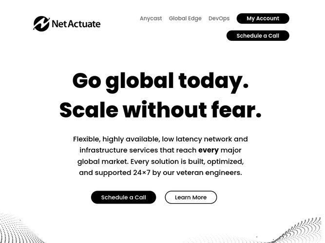 AS36236 NetActuate, Inc - bgp tools
