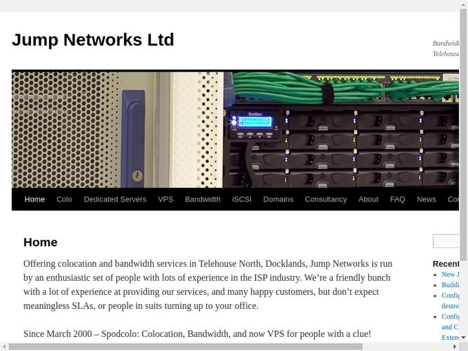 AS8943 Jump Networks Ltd - bgp tools